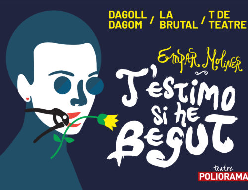 PREMIERE AT THE POLIORAMA 'T'ESTIMO SI HE BEGUT'
