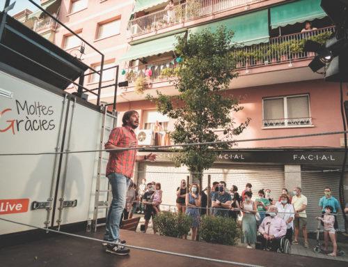 GUERRILLA PRODUCCIONS TOUR