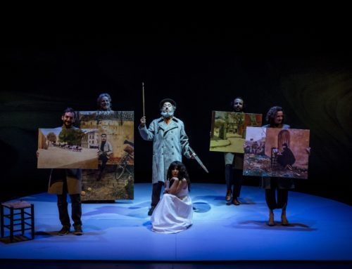 'SEÑOR RUISEÑOR' OF ELS JOGLARS RETURNS TO THE STAGE