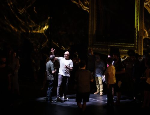 'IDOMÉNÉE' BY LA FURA DELS BAUS, AT THE LILLE OPERA (FRANCE)