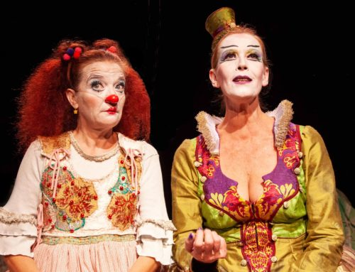 PEPA PLANA CO. WILL BE AT TWO CLOWN FESTIVALS